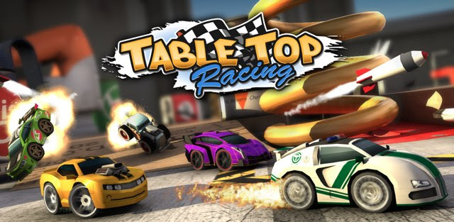 Table Top Racing v1.0.6 Mod (Unlimited Coins)