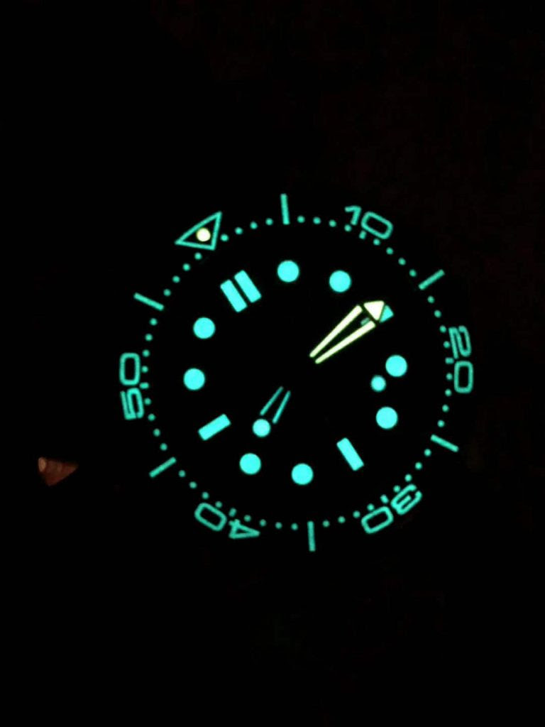 Omega No Time To Die Lume