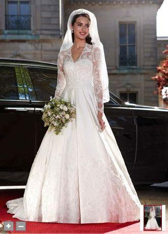 Kate Middleton inspired wedding dress at David's Bridal