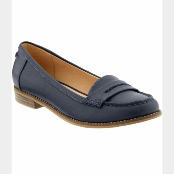48% off Old Navy Shoes - Old navy womens penny loafers ...