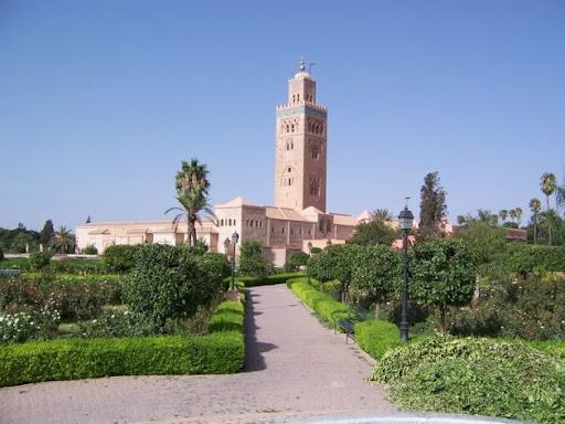 صورة جامع الكتبية