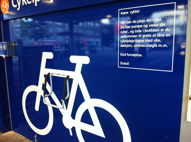 Statoil's Bicycle Care