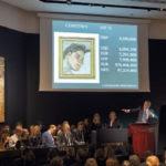 Christie's Manages Soft Landing in London
