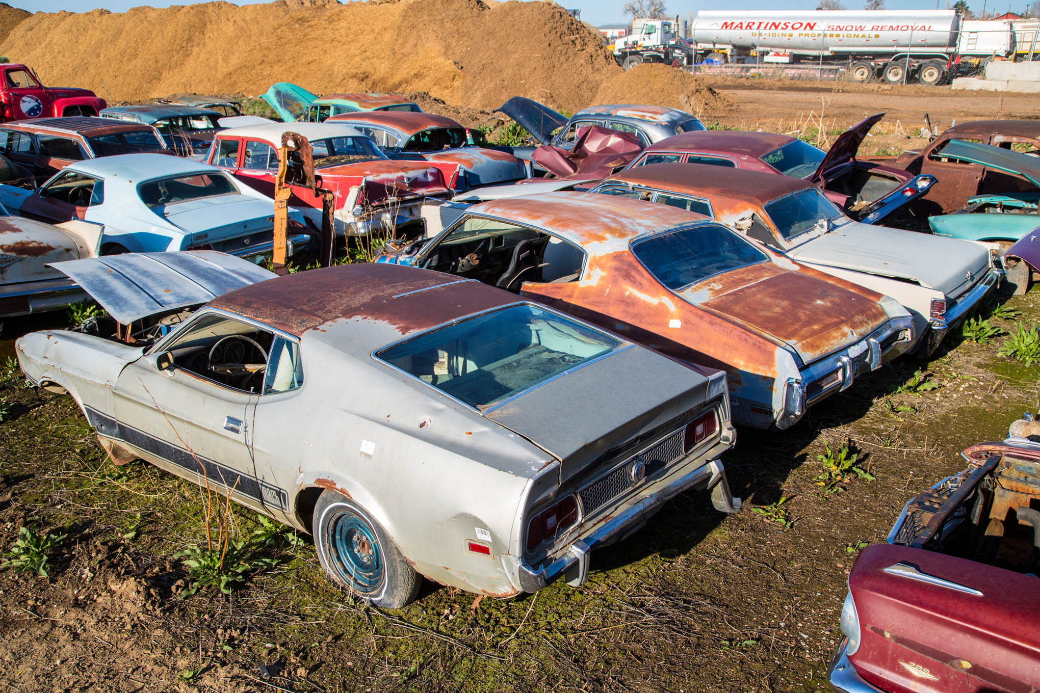 Classic Car Junkyard Near Me - Supercars Gallery