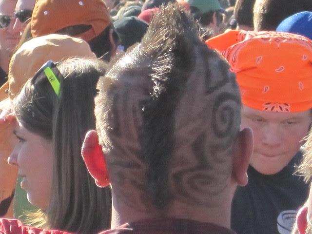 Hair, dude