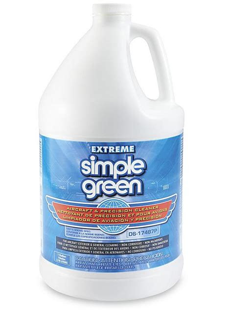 simple green extreme  gallon bottle   uline