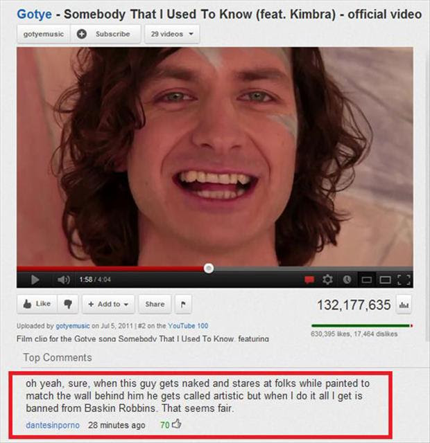 somebody-that-i-used-to-know-funny-youtube-comments
