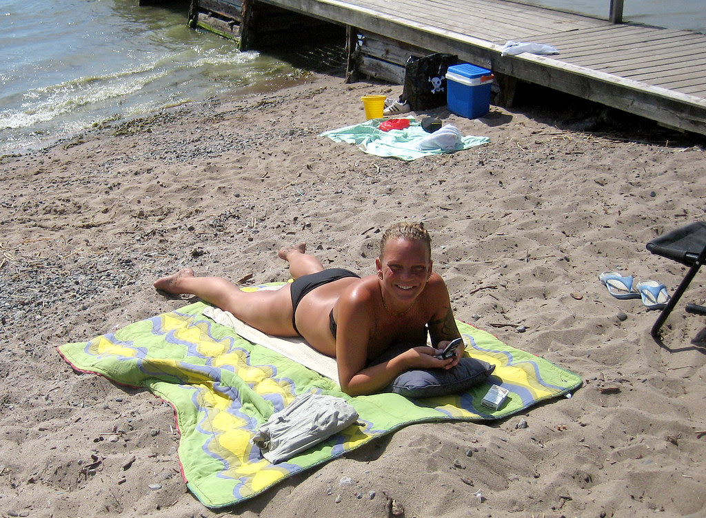 Beach Babe