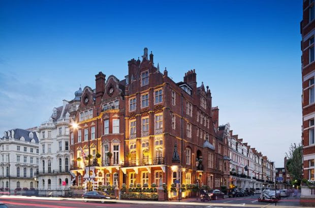 10 Most Beautiful Boutique Hotels in Europe