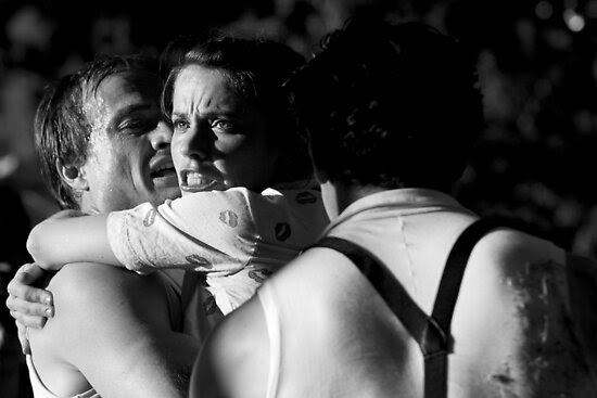 Street Photography: The Rescue by Adrian Carmody