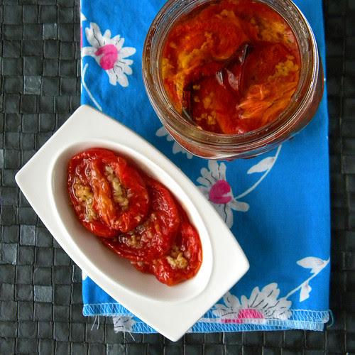 Slow Roasted Tomatoes 4