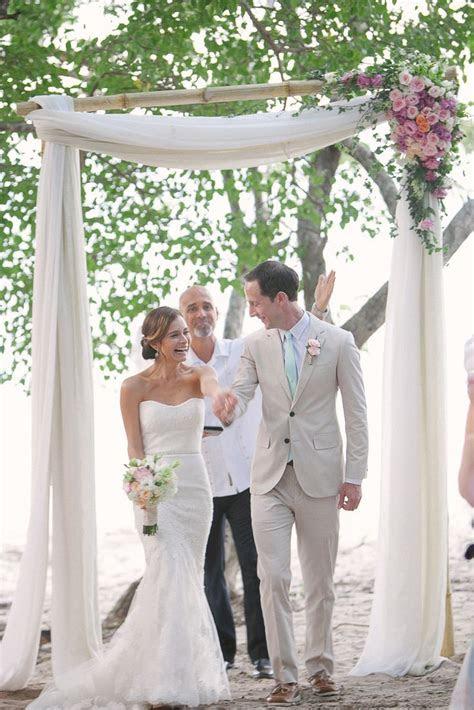 Romantic Costa Rica Wedding at Reserva Conchal Beach Club