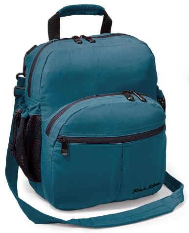 The Savvy Traveller - Rick Steves' Civita Shoulder Bag