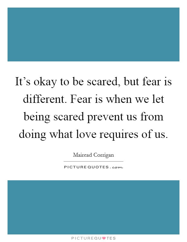 Being Scared To Love Quotes Sayings Being Scared To Love Picture