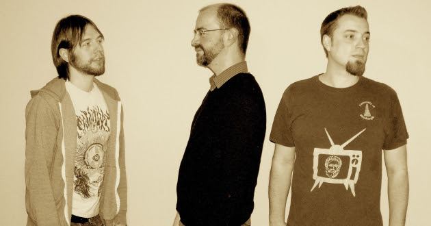 The Karl Hendricks Trio, 2012, photo by Corey LeChat