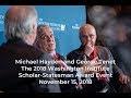 """المديران السابقان لـ """"وكالة الاستخبارات المركزية"""" الأمريكية مايكل هايدن وجورج تينيت يتحدثان إلى """"معهد واشنطن"""""""