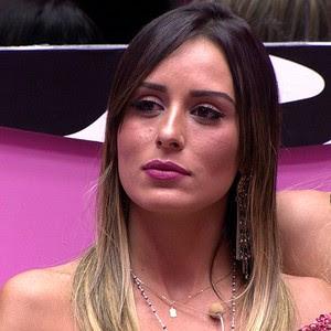 Não deu para ela! Letícia é eliminada com 54% dos votos... (BBB / TV Globo)