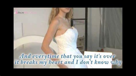 Wedding Dress by TAEYANG English Version   J. Reyez