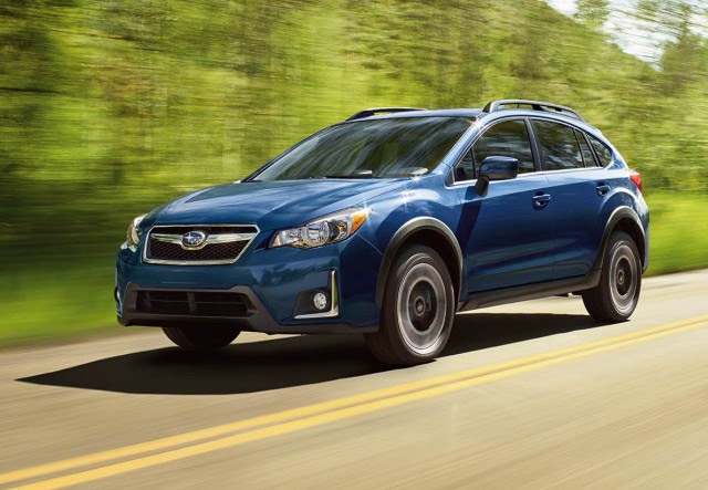 2016 Subaru XV Crosstrek Review, Ratings, Specs, Prices, and Photos ...