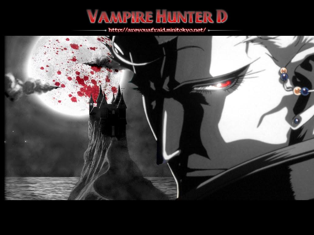 Vampire Hunter D Wallpaper And Scan Gallery Minitokyo