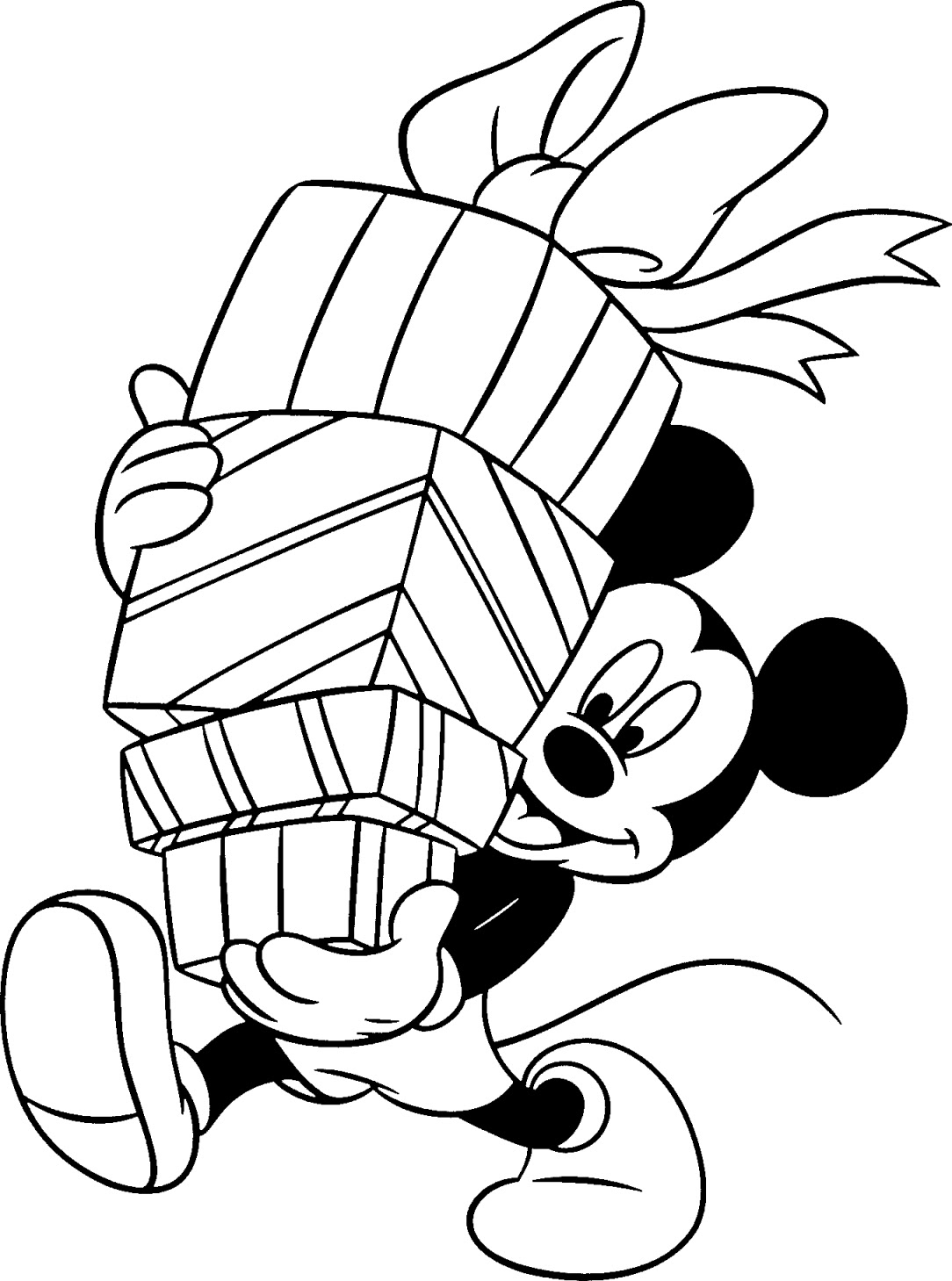 5400 Top Christmas Coloring Pages Cartoon Characters For Free
