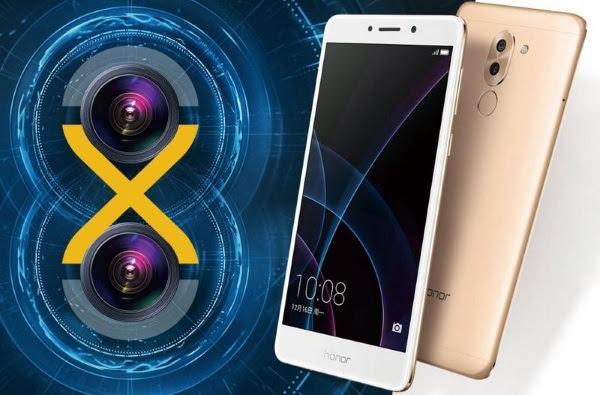 هواوي تكشف عن هاتفها الجديد Honor 6X