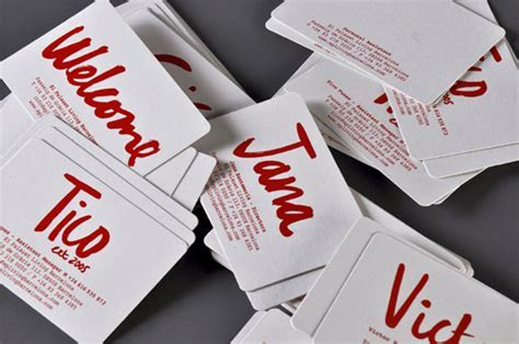 Business Card Ideas and Inspiration #8