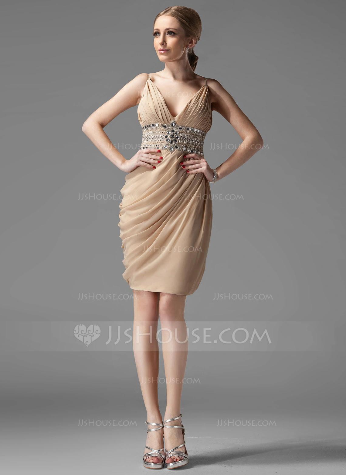 Jjshouse short evening dresses