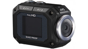 JVC's Tiny HD Action Camera Looks Like a Freaking Tank