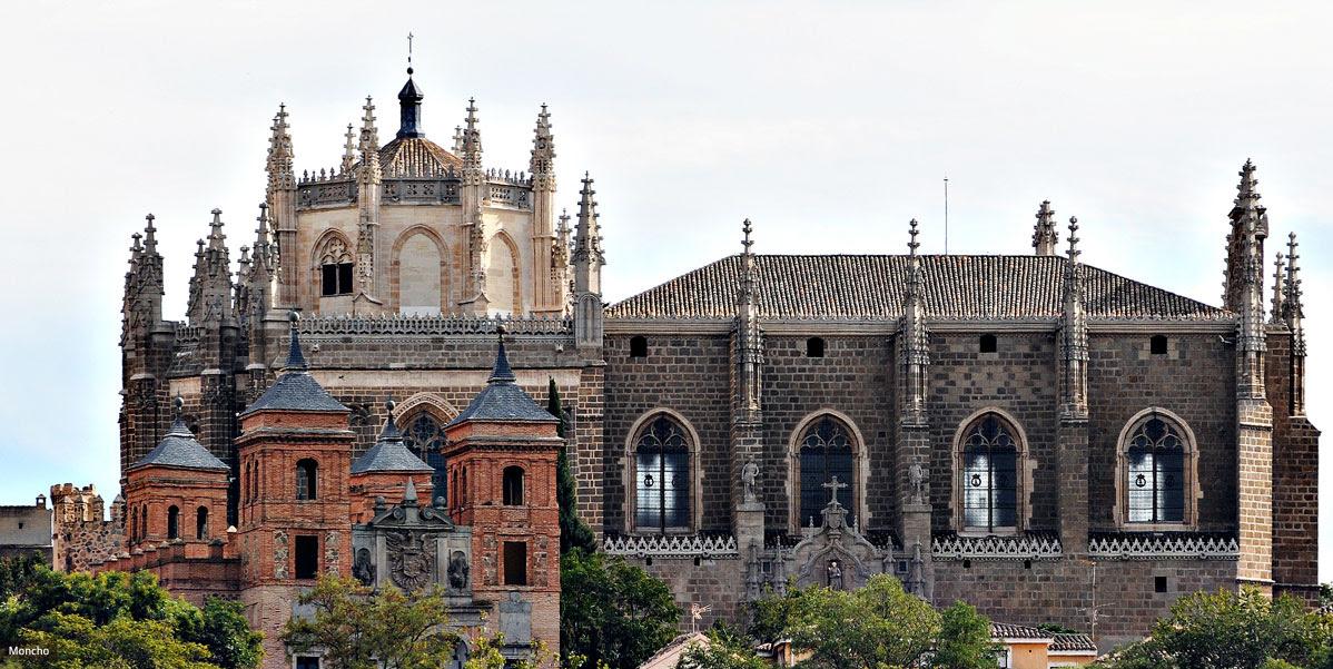 Resultado de imagen de Monasterio de San Juan de los Reyes