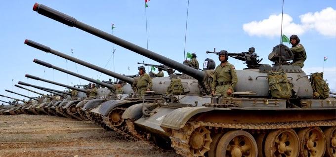Empresa russa de defesa negocia a modernização do T-55 soviético