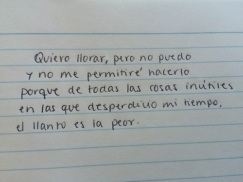 Frases Amor Tristeza Triste Frases De Amor Libros Suicida Desamor
