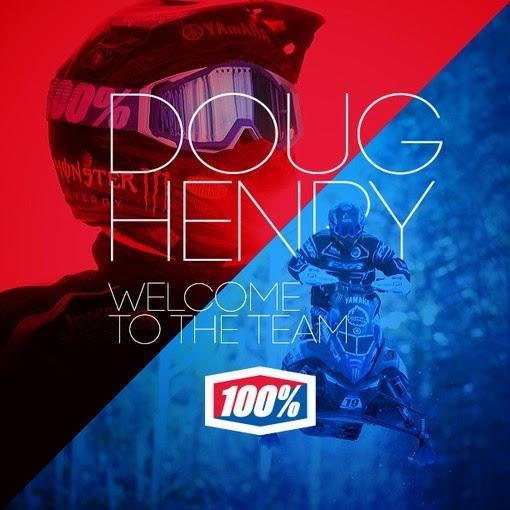 100% Supports American Hero Doug Henry