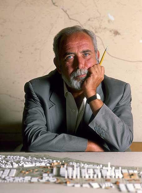 El arquitecto Enrique Mangada