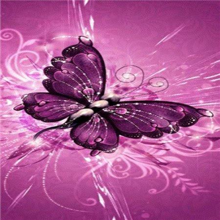 Imagenes Fondo Whatsapp Mariposa Lila Imagenes Bonitas Frases
