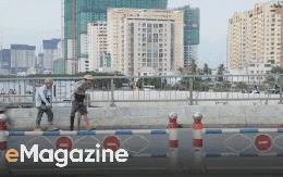 Một ngày lang thang của đội quân bô lão bán vé số giữa Sài Gòn