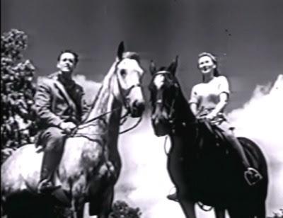 Send for Paul Temple: horseback riding