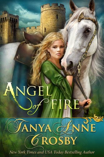 Angel of Fire by Tanya Anne Crosby