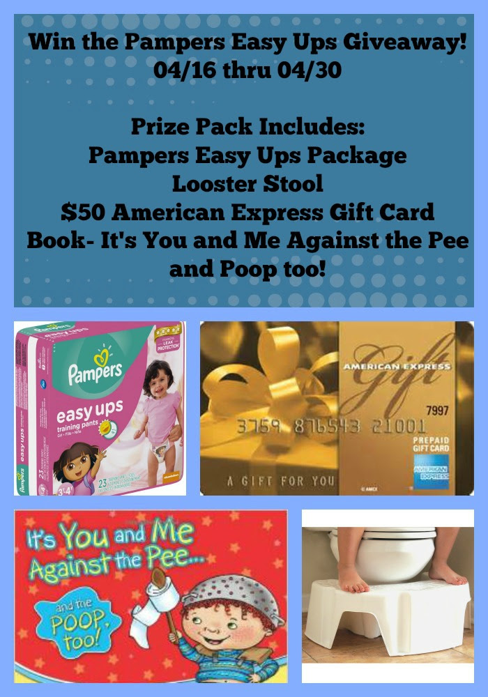 pampers, win, giveaway, gift card giveaway
