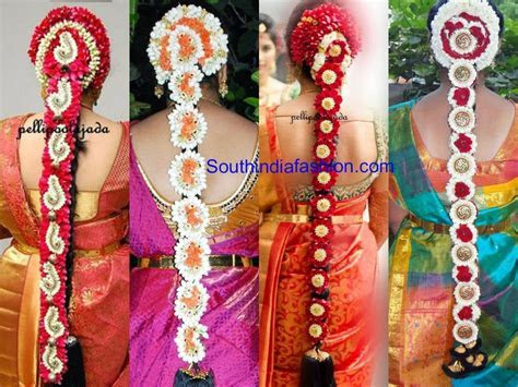Bridal Hairstyles ~ Fashion Trends ~ ? South India Fashion