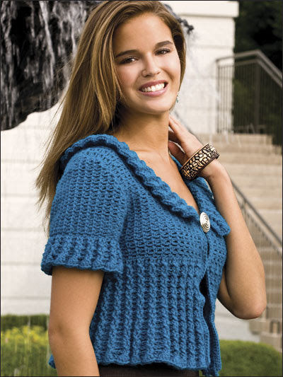 Trendy Cabled Cardi