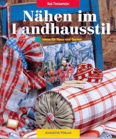 Landhaus Dekoration Fur Die Kuche Aus Stoff Selber Machen