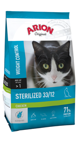 Original Cat Sterilized Chicken