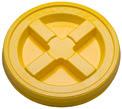 Yellow Gama Seal