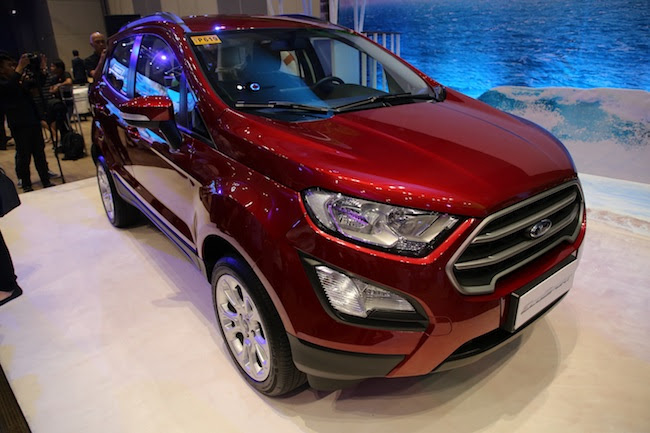 Ford Rolls Out The New Ecosport Mini Suv Upgrade Magazine