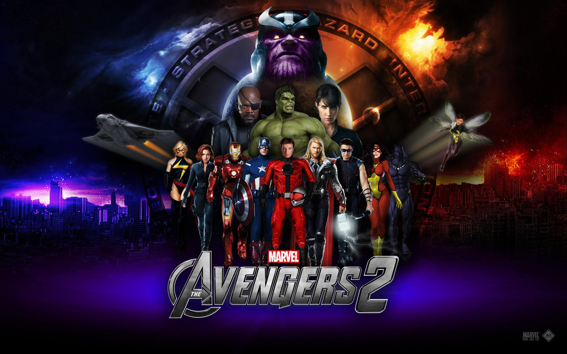 Avengers Age Of Ultron Wallpaper 1