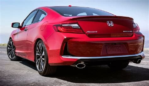 honda accord coupe review redesign rumors