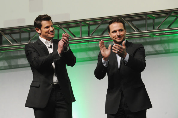 Drew Lachey - Inside the 2014 A+E Networks Upfront