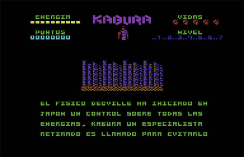 Kabura Commodore 64 - 2