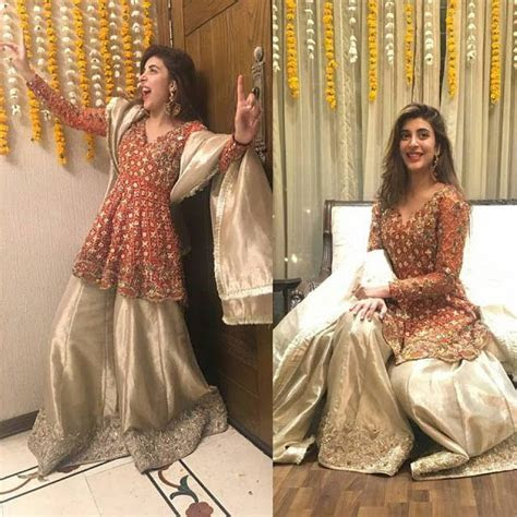 Urwa Hocane & Farhan Saeed DhOLKI Ceremony   Celebrity